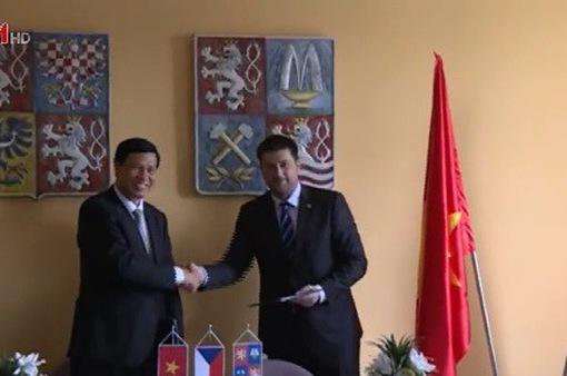 Quảng Ninh hợp tác với các địa phương của Nga và Czech