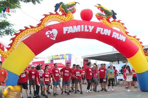 Family fun run 2018: Chạy để kết nối yêu thương