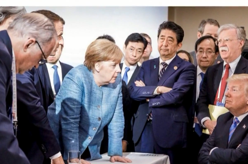Đối đầu thương mại giữa Mỹ và các đối tác