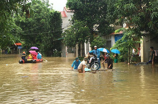 25 người thiệt mạng và mất tích do mưa lũ tại các tỉnh miền núi phía Bắc