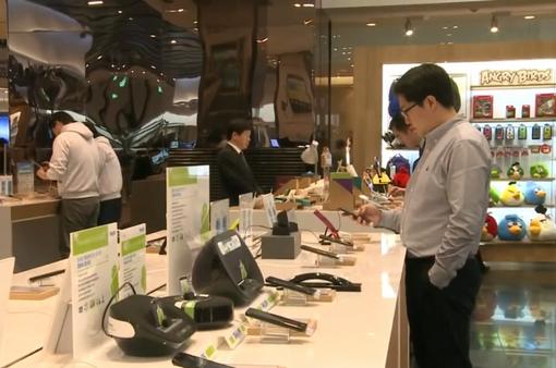 Hàn Quốc đứng đầu thế giới về sử dụng Internet và điện thoại thông minh