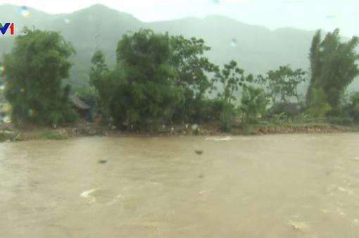 Lào Cai khẩn trương khắc phục hậu quả mưa lũ