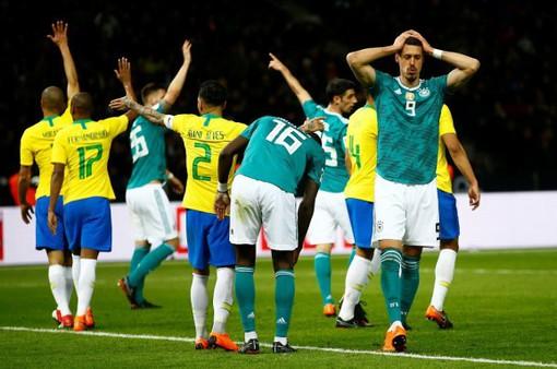 Brazil - Đức sẽ đụng độ nhau ngay từ vòng 16 đội FIFA World Cup™ 2018?