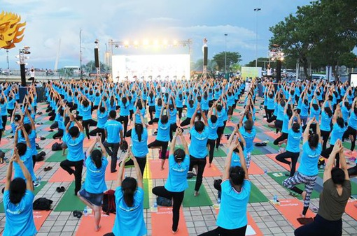 Ngày quốc tế Yoga ở Việt Nam tổ chức ở đâu, khi nào?