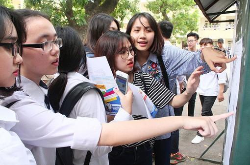 Các trường đại học lấy điểm sàn xét tuyển thấp