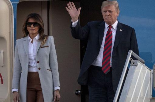 Tổng thống Mỹ đã tới Phần Lan, sẵn sàng cho cuộc gặp thượng đỉnh Nga - Mỹ