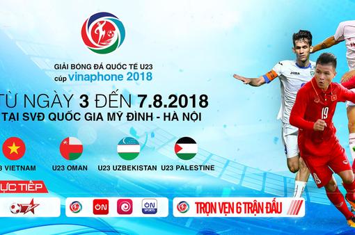 Xem U23 Việt Nam đá giải tứ hùng ở đâu?