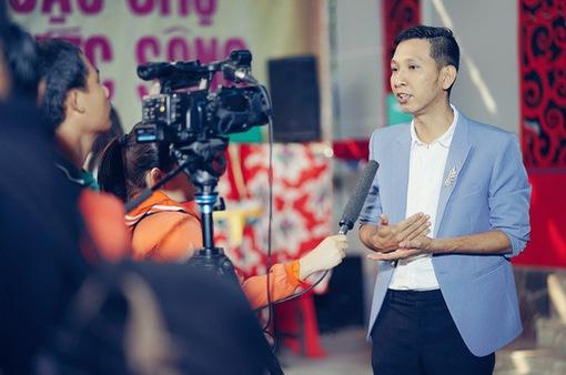 """Huỳnh Tuấn Anh: """"Dự án lớn nhất trong năm 2018 là Gạo chợ nước sông"""""""