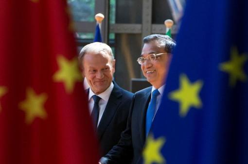 EU và Trung Quốc nhất trí tăng cường tiếp cận thị trường