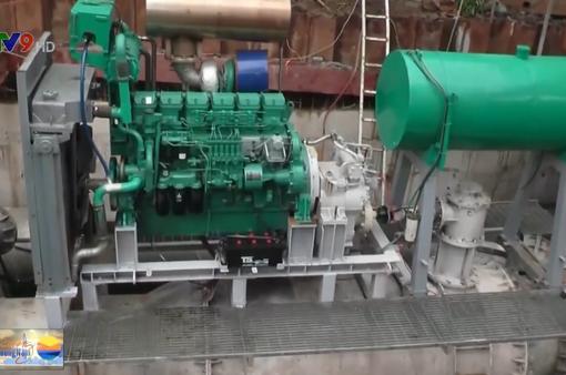 Siêu máy bơm chống ngập được đề xuất giá thuê hơn 24 tỷ đồng/năm