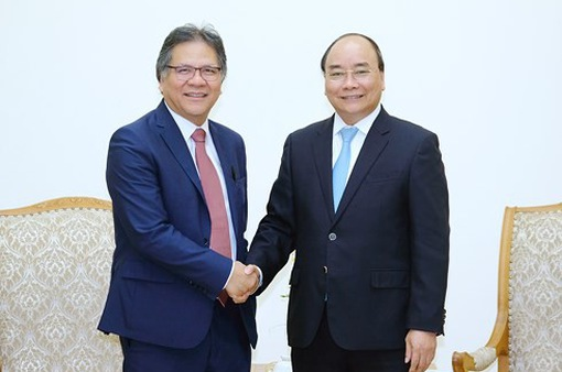 Thủ tướng tiếp Tổng Giám đốc PEMANDU của Malaysia