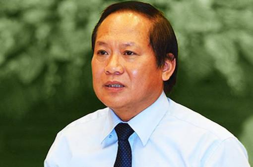 Thủ tướng quyết định thi hành kỷ luật cảnh cáo đối với Bộ trưởng Trương Minh Tuấn