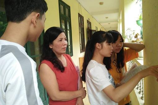 Lác đác thí sinh đến điều chỉnh nguyện vọng xét tuyển ĐH-CĐ năm 2018