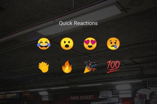 Instagram sẽ sớm thêm biểu tượng cảm xúc nhanh trên Story giống như Facebook