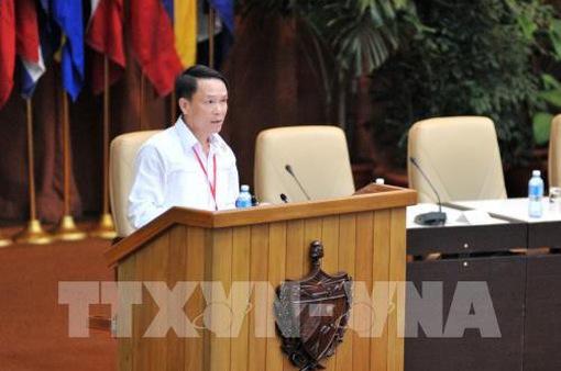 Việt Nam tin tưởng Cuba cập nhật thành công mô hình kinh tế và xã hội