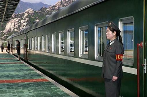 Hàn Quốc và Triều Tiên cùng thanh sát các tuyến đường sắt