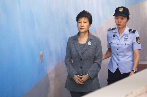 Tuyên phạt thêm 8 năm tù giam đối với cựu Tổng thống Hàn Quốc Park Geun-hye