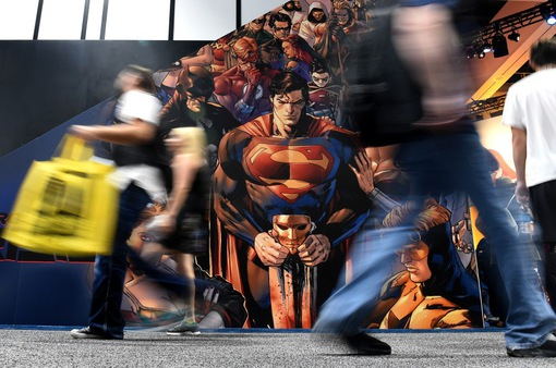 Triển lãm truyện tranh và văn hoá đại chúng lớn nhất thế giới
