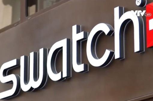 Swatch tìm lại được vị thế với doanh thu kỷ lục