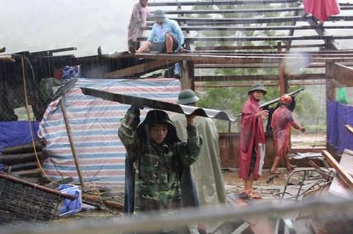 Công điện của Thủ tướng về khắc phục hậu quả bão số 3