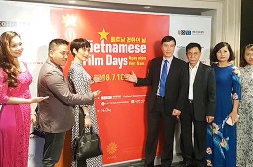 """""""Cô Ba Sài Gòn"""" mở màn Những ngày phim Việt Nam tại Hàn Quốc"""