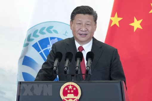 Chủ tịch Trung Quốc công du Trung Đông, châu Phi