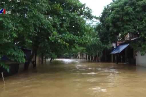 Thiệt hại lớn do bão số 3 tại Yên Bái