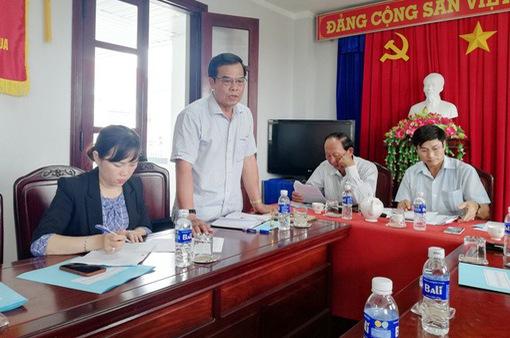 Nghi vấn điểm thi THPT Quốc gia bất thường tại Bạc Liêu