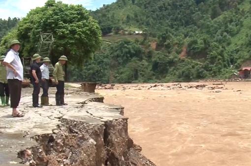 Lào Cai: 1 người thiệt mạng do lũ cuốn trôi
