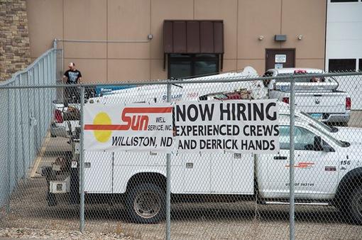 Số người Mỹ xin trợ cấp thất nghiệp thấp nhất trong gần 50 năm