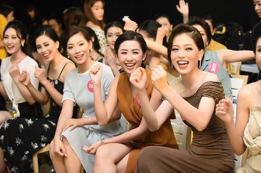 TRỰC TIẾP Chung khảo phía Bắc Hoa hậu Việt Nam 2018: 38 thí sinh chính thức lộ diện