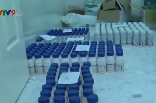 Phát hiện cơ sở sản xuất thuốc bảo vệ thực vật giả tại Cần Thơ