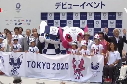 Ra mắt linh vật Olympic Tokyo 2020
