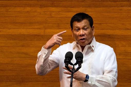 Tổng thống Philippines: Tiếp tục cuộc chiến không khoan nhượng với ma túy