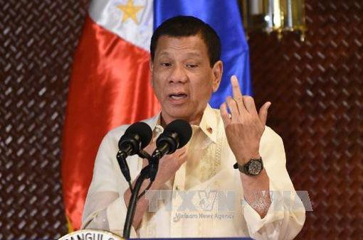 Tổng thống Philippines đọc Thông điệp Liên bang