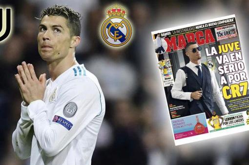 NÓNG: Sếp cũ khẳng định Juventus đã có được C.Ronaldo