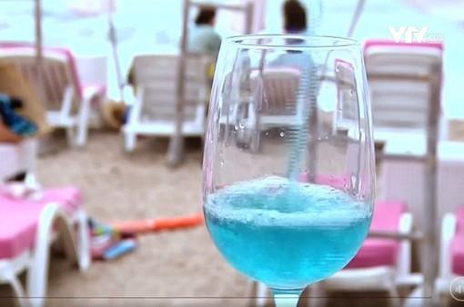 """""""Cơn sốt"""" rượu xanh tại Pháp"""