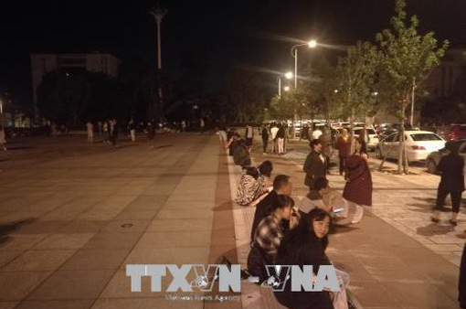 24 người bị thương vì động đất liên tiếp tại Vân Nam (Trung Quốc)