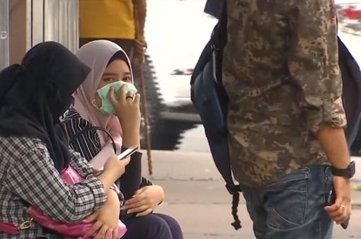 Trước thềm khai mạc ASIAD, người Indonesia lo lắng vì ô nhiễm không khí