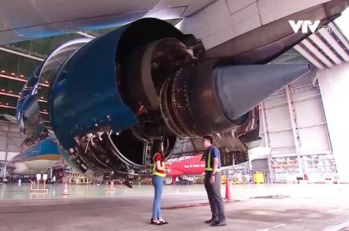 Tìm hiểu nghề kỹ sư bảo trì máy bay