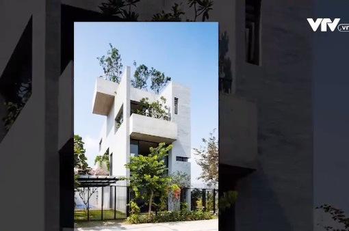 Hai công trình của Việt Nam đoạt giải thưởng kiến trúc quốc tế