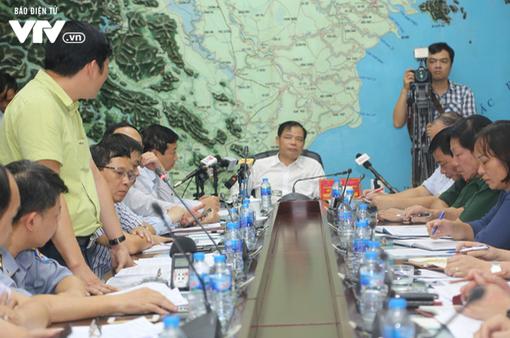 Các tỉnh, thành phố Bắc Bộ và Bắc Trung Bộ chủ động ứng phó với bão số 4