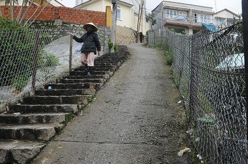 Độc đáo những con dốc tại phố núi Đà Lạt
