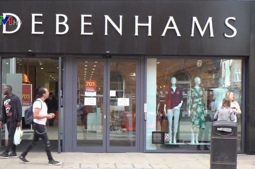 Khủng hoảng hệ thống bán lẻ truyền thống tại Anh