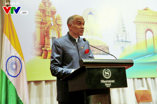 Lễ kỷ niệm Quốc khánh lần thứ 71 của Ấn Độ tại Hà Nội