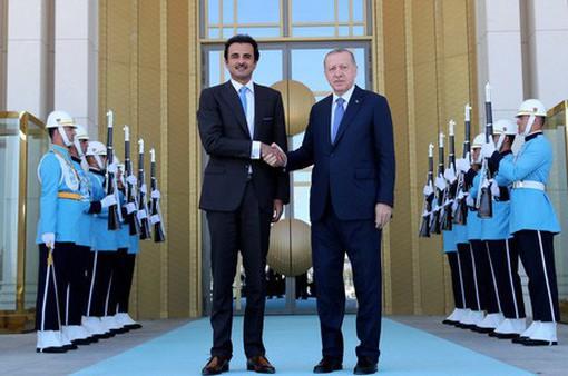 Qatar cam kết đầu tư 15 tỷ USD vào Thổ Nhĩ Kỳ