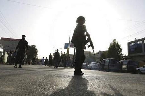Đánh bom trung tâm huấn luyện tình báo tại Kabul, Afghanistan