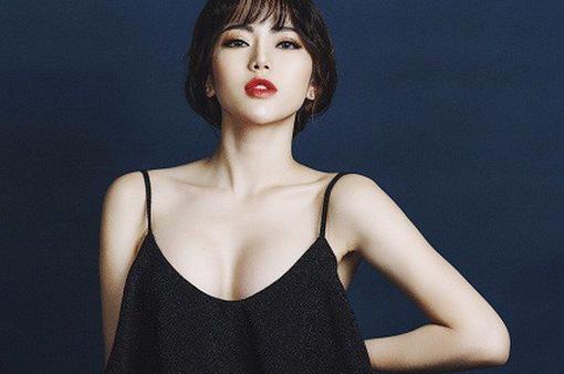 Kim Thành từng bị gia đình chỉ trích khi theo đuổi hình ảnh gợi cảm