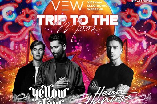 VEW 2018 - Trip To The Moon: Lễ hội âm nhạc điện tử đa sân khấu đầu tiên ở Việt Nam