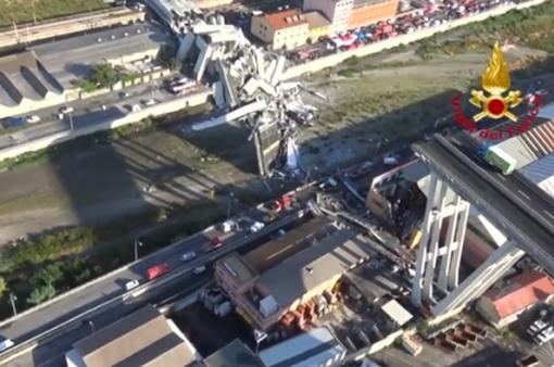 Italy công bố các bản ghi âm cuộc gọi của nạn nhân vụ sập cầu
